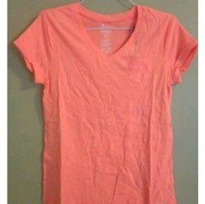 Peach shirt